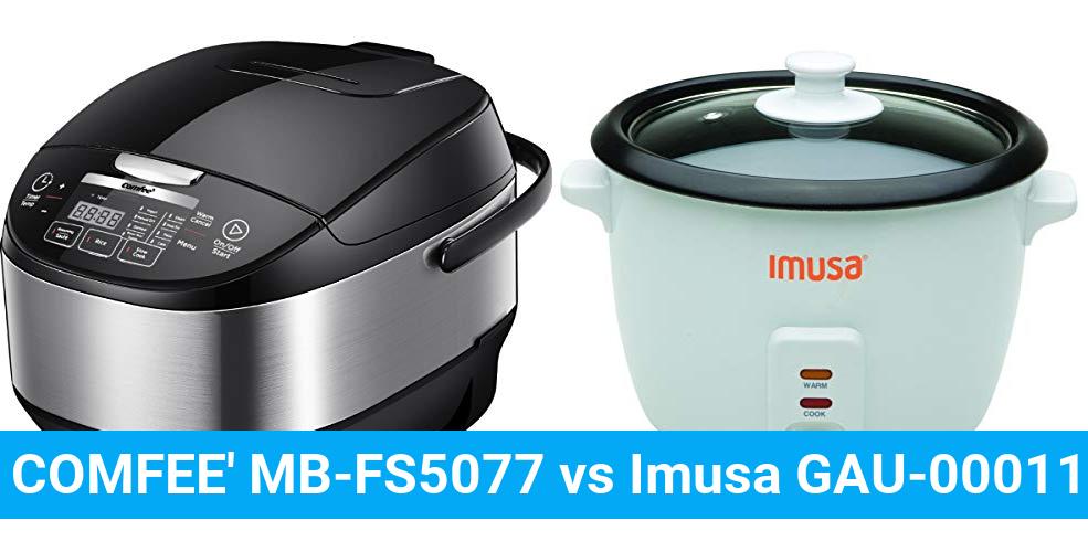 COMFEE' MB-FS5077 vs Imusa GAU-00011
