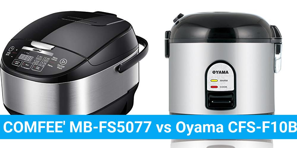 COMFEE' MB-FS5077 vs Oyama CFS-F10B