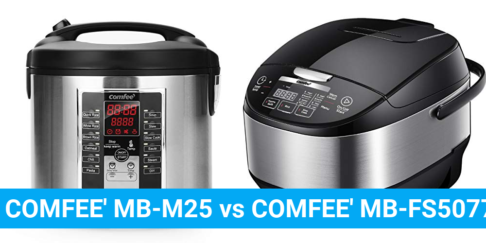 COMFEE' MB-M25 vs COMFEE' MB-FS5077