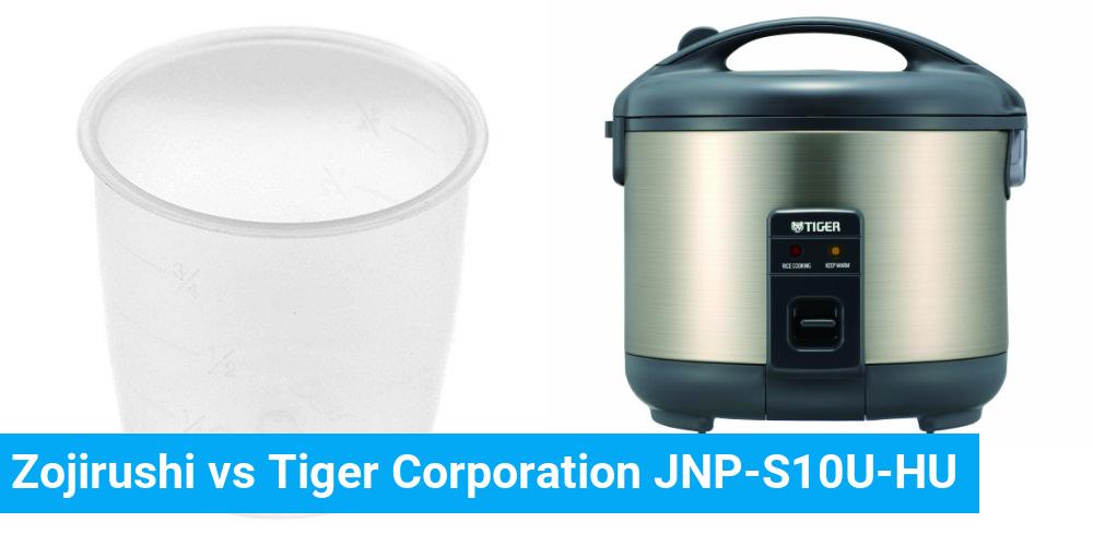 Zojirushi vs Tiger Corporation JNP-S10U-HU